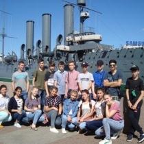 Школьные туры в С.-Петербург